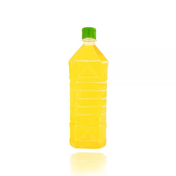 Natural Cold pressed groundnut oil, available in 500 gms and 1 litre at temple mart